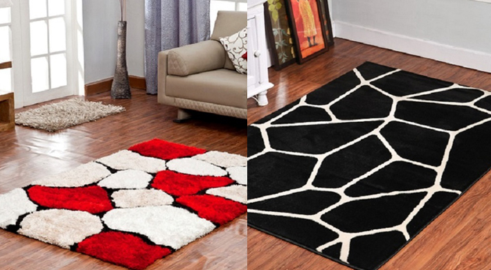 Embroidered Rugs Online Designer