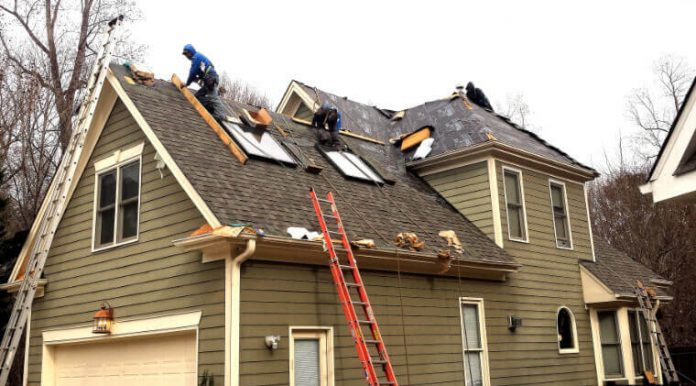 How To Pay For A New Roof Roofing Companies That Offer